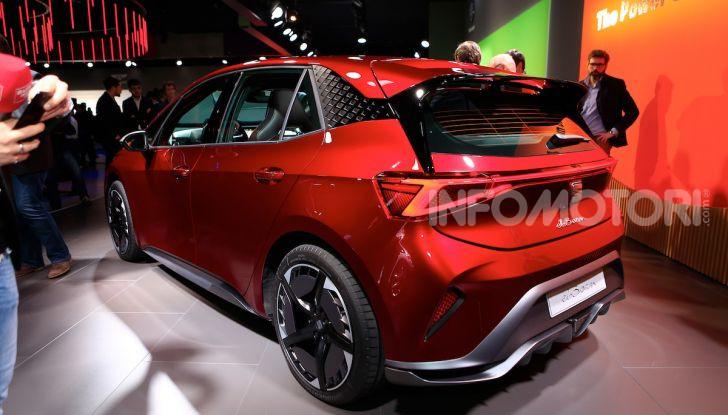 Seat el-Born: l'auto elettrica a basso costo al Salone di Ginevra 2019 - Foto 13 di 17