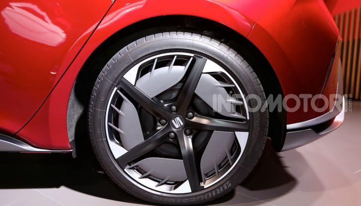Seat el-Born: l'auto elettrica a basso costo al Salone di Ginevra 2019 - Foto 15 di 17