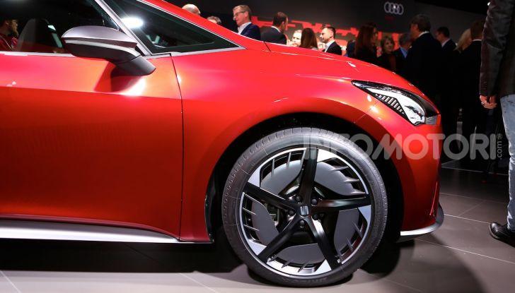 Seat el-Born: l'auto elettrica a basso costo al Salone di Ginevra 2019 - Foto 17 di 17
