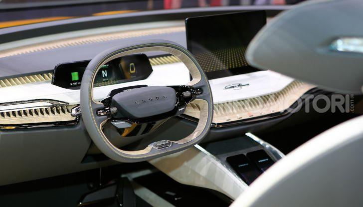 Skoda Vision iV: a Ginevra arriva l'auto elettrica del futuro - Foto 26 di 35
