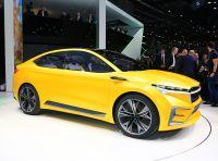 Skoda Vision iV: a Ginevra arriva l'auto elettrica del futuro
