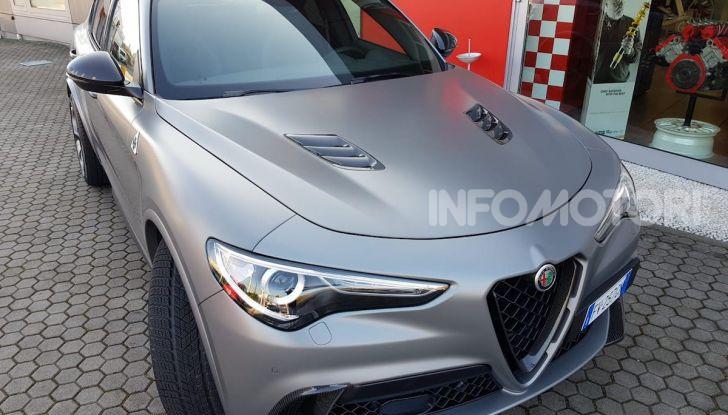 Alfa Romeo Stelvio N-Ring by Romeo Ferraris - Foto 6 di 7