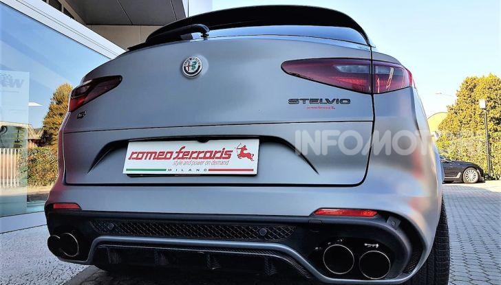 Alfa Romeo Stelvio N-Ring by Romeo Ferraris - Foto 5 di 7