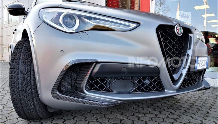 Alfa Romeo Stelvio N-Ring by Romeo Ferraris - Foto 3 di 7