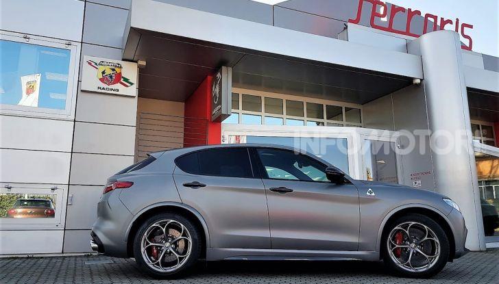 Alfa Romeo Stelvio N-Ring by Romeo Ferraris - Foto 4 di 7