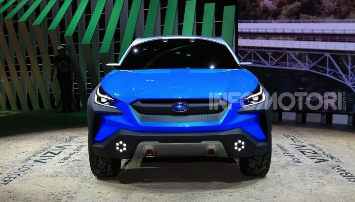 Subaru Viziv Adrenaline: un SUV Coupé ibrido per Ginevra 2019 - Foto 2 di 14