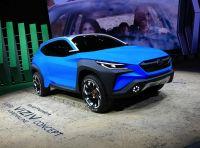 Subaru Viziv Adrenaline: un SUV Coupé ibrido per Ginevra 2019