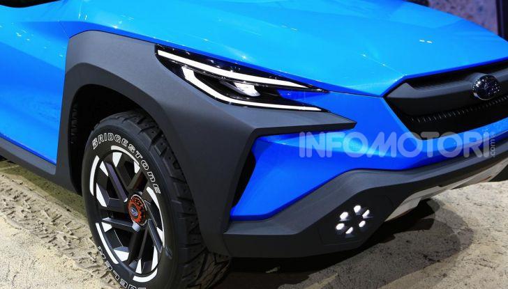 Subaru Viziv Adrenaline: un SUV Coupé ibrido per Ginevra 2019 - Foto 4 di 14