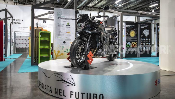 """Suzuki Katana protagonista della mostra """"Smart City: People, Technology & Materials"""" - Foto 1 di 10"""