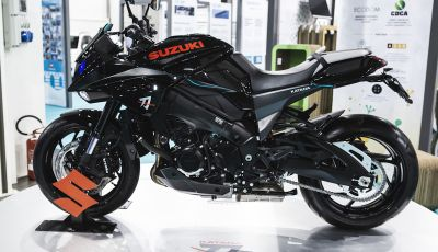 "Suzuki Katana protagonista della mostra ""Smart City: People, Technology & Materials"""