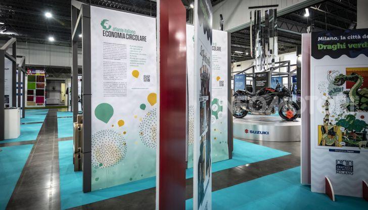"""Suzuki Katana protagonista della mostra """"Smart City: People, Technology & Materials"""" - Foto 3 di 10"""