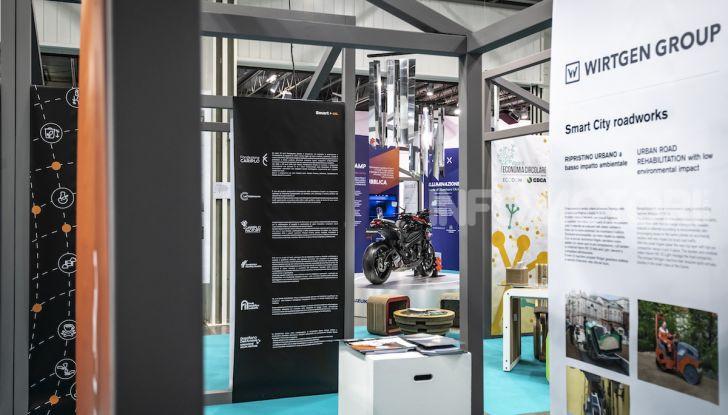 """Suzuki Katana protagonista della mostra """"Smart City: People, Technology & Materials"""" - Foto 4 di 10"""