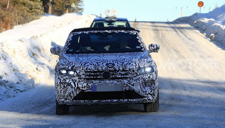 Volkswagen T-Roc Cabrio 2020: il SUV che non c'era - Foto 6 di 11