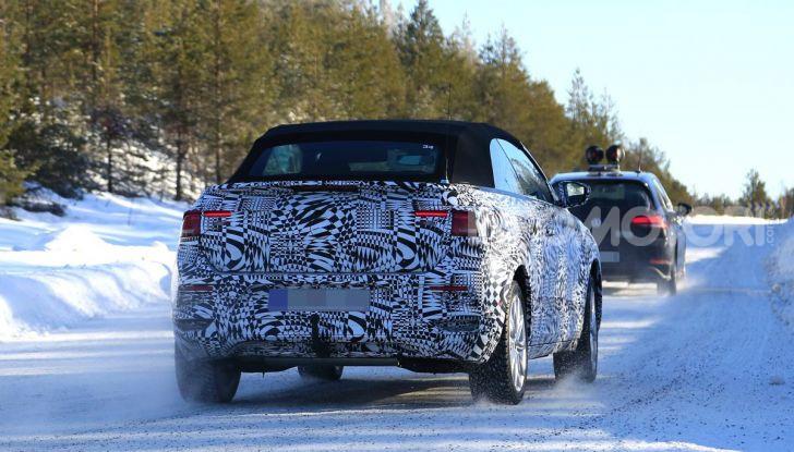 Volkswagen T-Roc Cabrio 2020: il SUV che non c'era - Foto 8 di 11