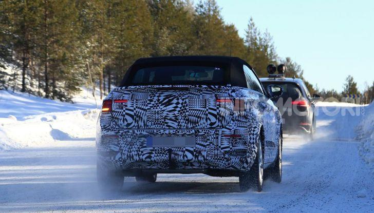 Volkswagen T-Roc Cabrio 2020: il SUV che non c'era - Foto 7 di 11