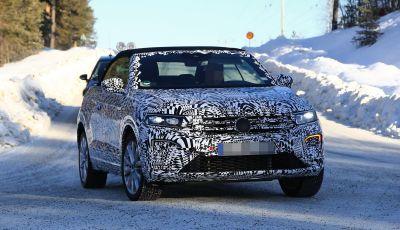 Volkswagen T-Roc Cabrio 2020: il SUV che non c'era