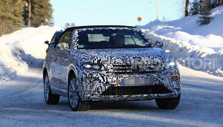 Volkswagen T-Roc Cabrio 2020: il SUV che non c'era - Foto 1 di 11