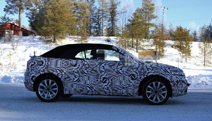 Volkswagen T-Roc Cabrio 2020: il SUV che non c'era - Foto 5 di 11