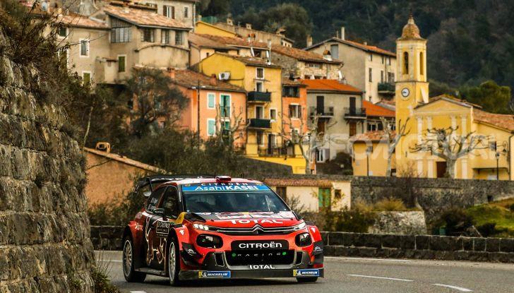 WRC Tour de Corse: i segreti del team Citroën e il programma 2019 - Foto 1 di 3