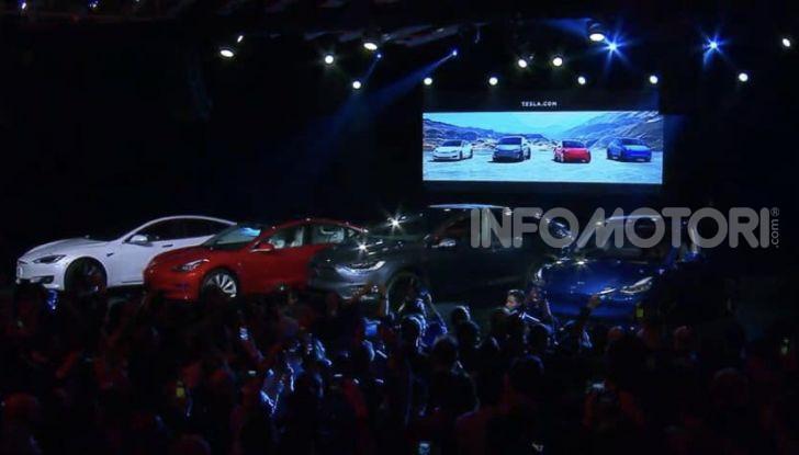 Tesla Model Y: nel 2020 arriva il SUV elettrico a prezzi popolari - Foto 33 di 33