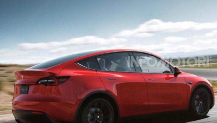 Tesla Model Y: nel 2020 arriva il SUV elettrico a prezzi popolari - Foto 5 di 33