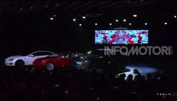 Tesla Model Y: nel 2020 arriva il SUV elettrico a prezzi popolari - Foto 9 di 33