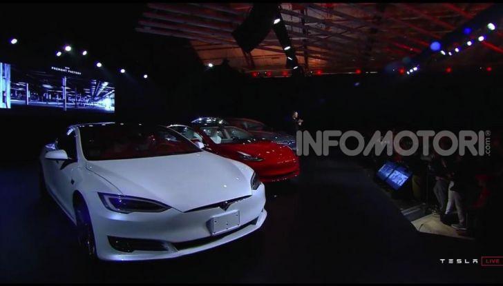 Tesla Model Y ordinabile in Italia da 57.980 euro - Foto 18 di 33