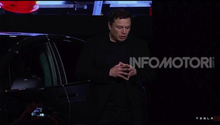 Tesla Model Y: nel 2020 arriva il SUV elettrico a prezzi popolari - Foto 19 di 33