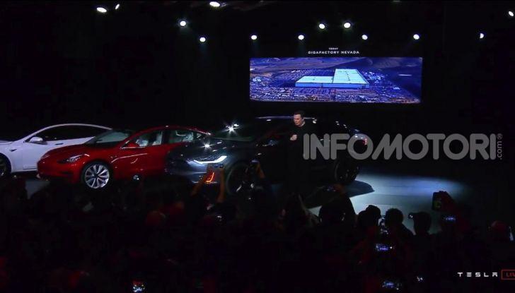 Tesla Model Y: nel 2020 arriva il SUV elettrico a prezzi popolari - Foto 21 di 33