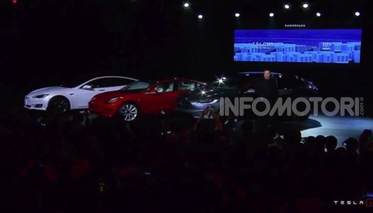 Tesla Model Y: nel 2020 arriva il SUV elettrico a prezzi popolari - Foto 22 di 33