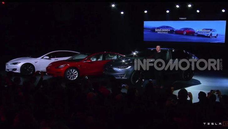 Tesla Model Y: nel 2020 arriva il SUV elettrico a prezzi popolari - Foto 26 di 33
