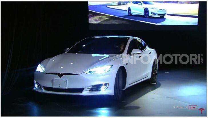 Tesla Model Y: nel 2020 arriva il SUV elettrico a prezzi popolari - Foto 10 di 33