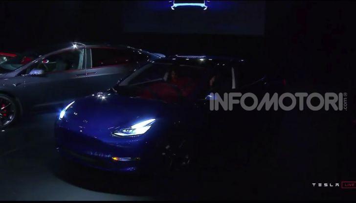 Tesla Model Y ordinabile in Italia da 57.980 euro - Foto 28 di 33
