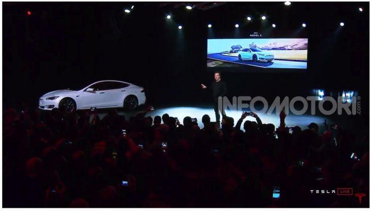 Tesla Model Y: nel 2020 arriva il SUV elettrico a prezzi popolari - Foto 11 di 33