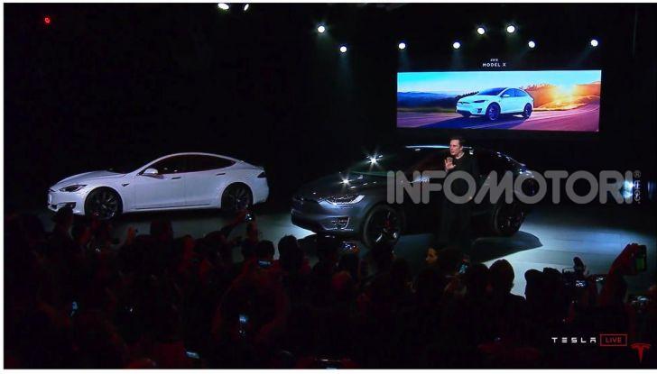 Tesla Model Y: nel 2020 arriva il SUV elettrico a prezzi popolari - Foto 13 di 33