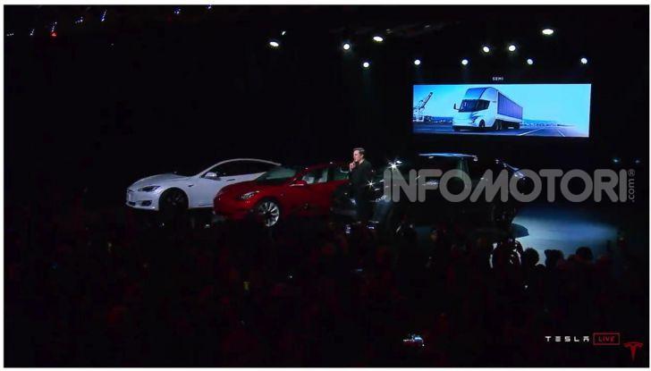 Tesla Model Y: nel 2020 arriva il SUV elettrico a prezzi popolari - Foto 15 di 33