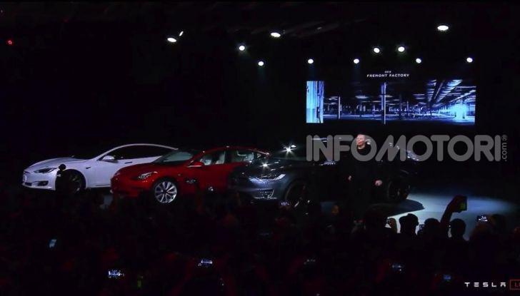 Tesla Model Y: nel 2020 arriva il SUV elettrico a prezzi popolari - Foto 16 di 33