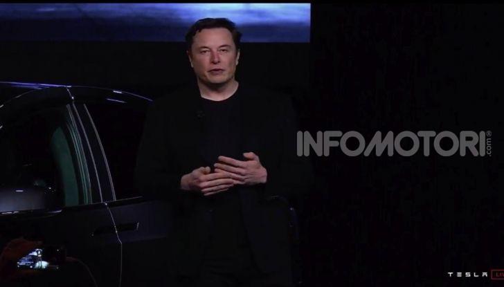 Tesla Model Y: nel 2020 arriva il SUV elettrico a prezzi popolari - Foto 17 di 33