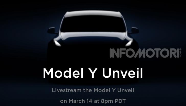 Tesla Model Y prezzi, prestazioni e caratteristiche - Foto 2 di 12