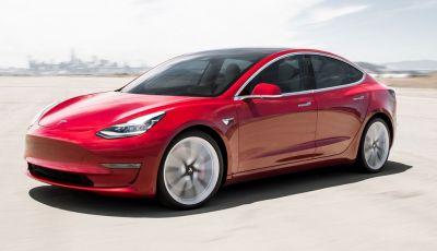 Tesla On Tour, test drive in 18 città italiane dal 19 luglio