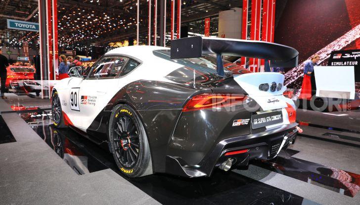 Toyota GR Supra GT4 Concept - Foto 11 di 22