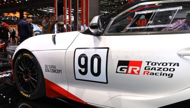 Toyota GR Supra GT4 Concept - Foto 12 di 22