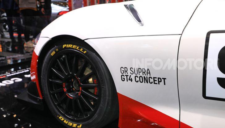 Toyota GR Supra GT4 Concept - Foto 13 di 22