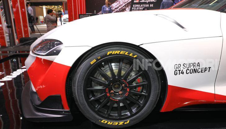 Toyota GR Supra GT4 Concept - Foto 14 di 22