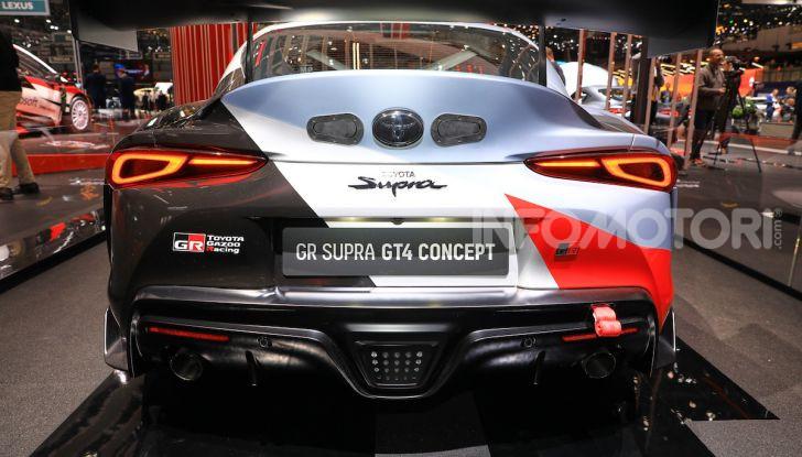 Toyota GR Supra GT4 Concept - Foto 17 di 22