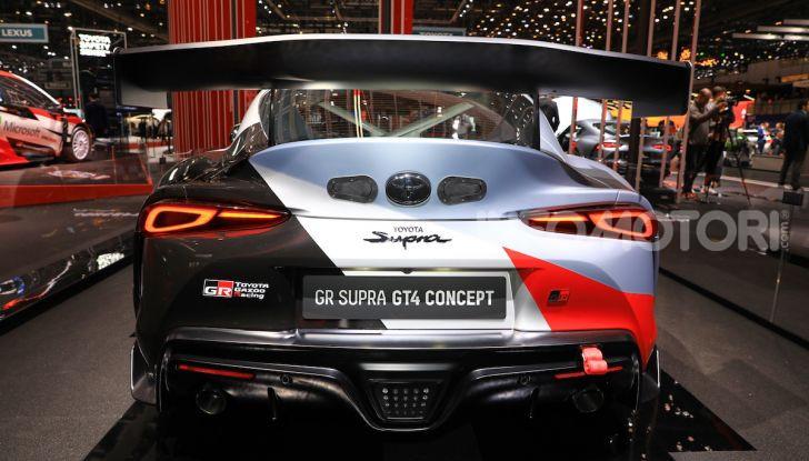 Toyota GR Supra GT4 Concept - Foto 18 di 22