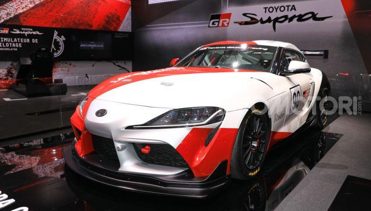 Toyota GR Supra GT4 Concept - Foto 5 di 22