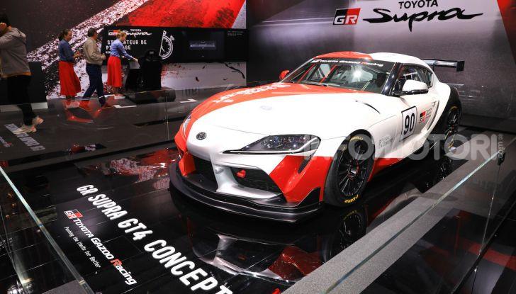 Toyota GR Supra GT4 Concept - Foto 6 di 22