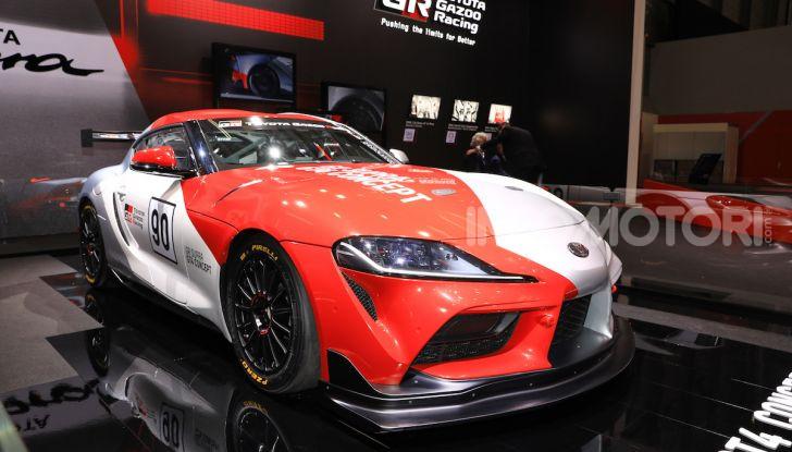 Toyota GR Supra GT4 Concept - Foto 1 di 22