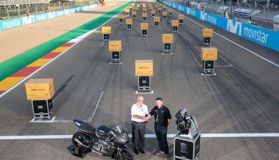 Triumph: esordio record nel mondiale Moto2